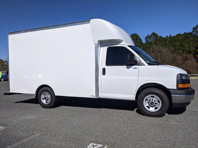 2021 GMC Savana 3500 4x2, Supreme Spartan Cargo Cutaway Van #G10412 - photo 3