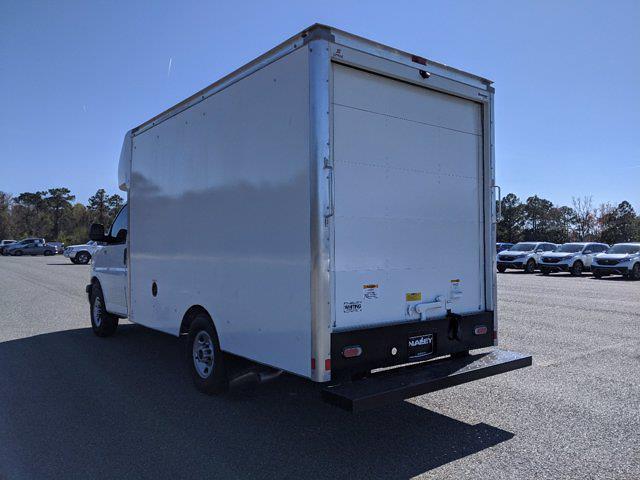 2021 GMC Savana 3500 4x2, Supreme Spartan Cargo Cutaway Van #G10412 - photo 6
