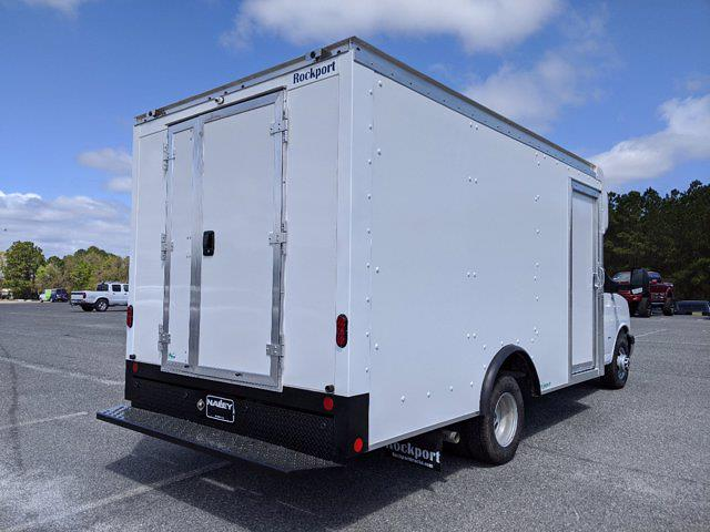2021 GMC Savana 3500 4x2, Rockport Cargoport Cutaway Van #G10428 - photo 2