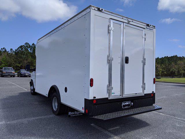 2021 GMC Savana 3500 4x2, Rockport Cargoport Cutaway Van #G10428 - photo 6