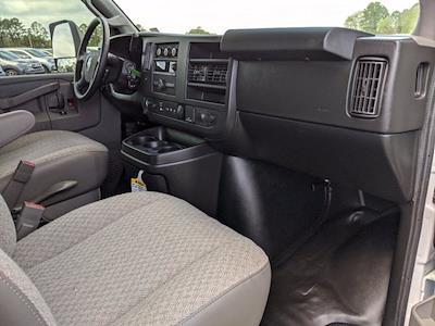 2021 GMC Savana 3500 4x2, Rockport Cargoport Cutaway Van #G10428 - photo 14