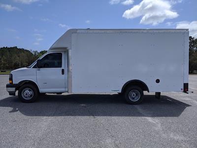 2021 GMC Savana 3500 4x2, Rockport Cargoport Cutaway Van #G10428 - photo 7