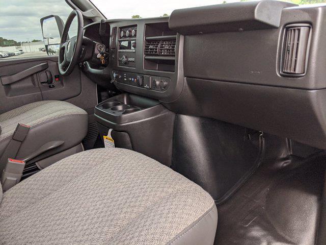 2021 GMC Savana 3500 4x2, Rockport Cargoport Cutaway Van #G10429 - photo 14