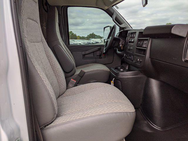 2021 GMC Savana 3500 4x2, Rockport Cargoport Cutaway Van #G10429 - photo 15