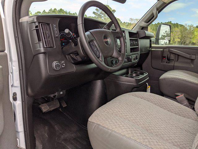 2021 GMC Savana 3500 4x2, Rockport Cargoport Cutaway Van #G10429 - photo 16