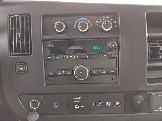 2021 GMC Savana 3500 4x2, Rockport Cargoport Cutaway Van #G10429 - photo 18