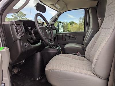 2021 GMC Savana 3500 4x2, Rockport Cargoport Cutaway Van #G10429 - photo 17