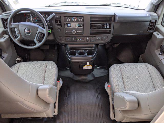 2021 GMC Savana 3500 4x2, Rockport Cargoport Cutaway Van #G10434 - photo 15