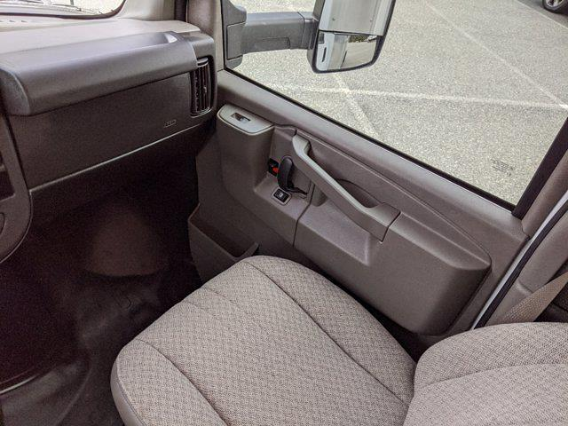 2021 GMC Savana 3500 4x2, Rockport Cargoport Cutaway Van #G10434 - photo 17