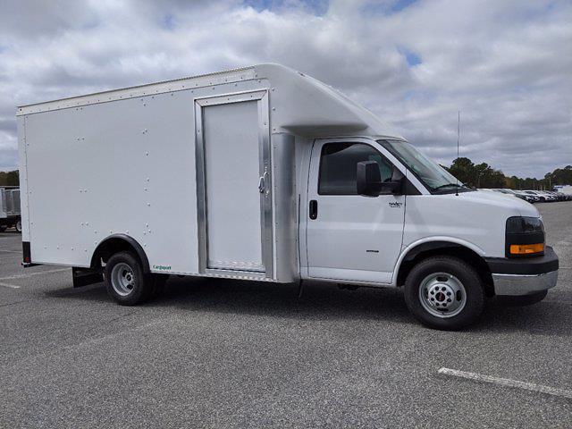 2021 GMC Savana 3500 4x2, Rockport Cargoport Cutaway Van #G10434 - photo 3