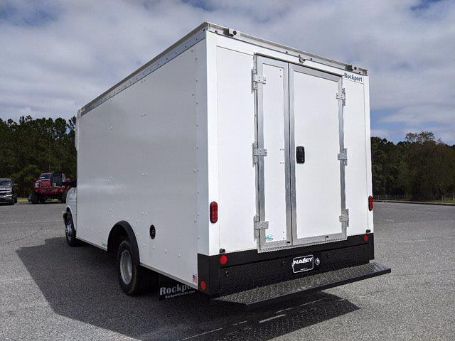 2021 GMC Savana 3500 4x2, Rockport Cargoport Cutaway Van #G10434 - photo 6