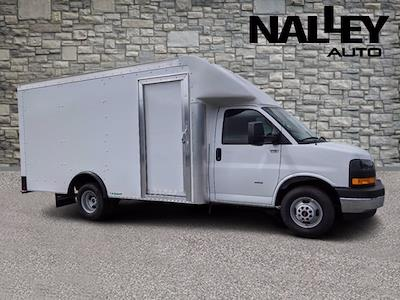 2021 GMC Savana 3500 4x2, Rockport Cargoport Cutaway Van #G10434 - photo 1