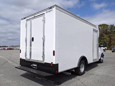 2021 GMC Savana 3500 4x2, Rockport Cargoport Cutaway Van #G10434 - photo 2