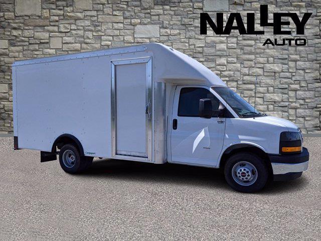 2021 GMC Savana 3500 4x2, Rockport Cargoport Cutaway Van #G10435 - photo 1