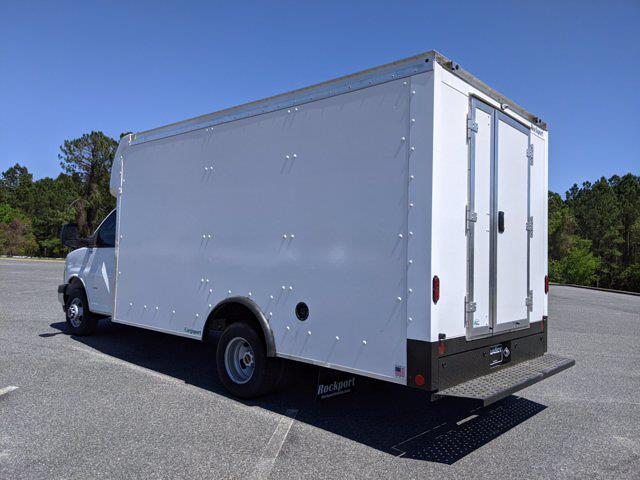 2021 GMC Savana 3500 4x2, Rockport Cargoport Cutaway Van #G10435 - photo 6