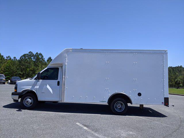2021 GMC Savana 3500 4x2, Rockport Cargoport Cutaway Van #G10435 - photo 7