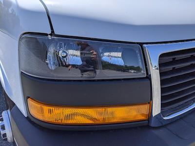 2021 GMC Savana 3500 4x2, Rockport Cargoport Cutaway Van #G10435 - photo 10