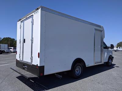 2021 GMC Savana 3500 4x2, Rockport Cargoport Cutaway Van #G10435 - photo 2