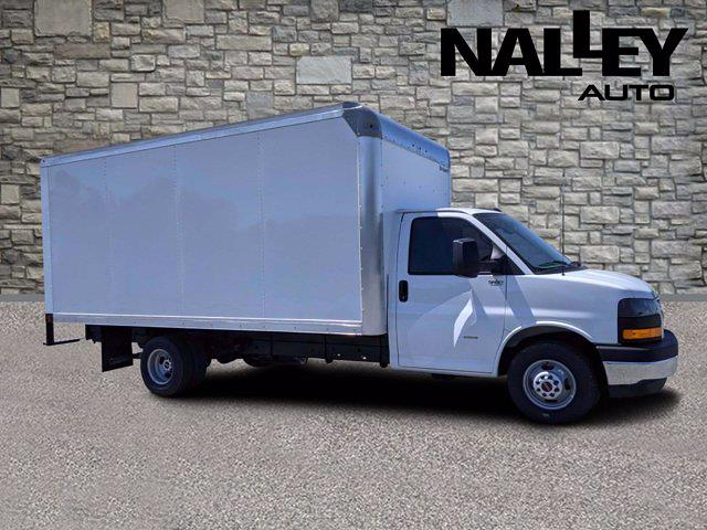 2021 GMC Savana 3500 DRW 4x2, Rockport Cutaway Van #G10447 - photo 1