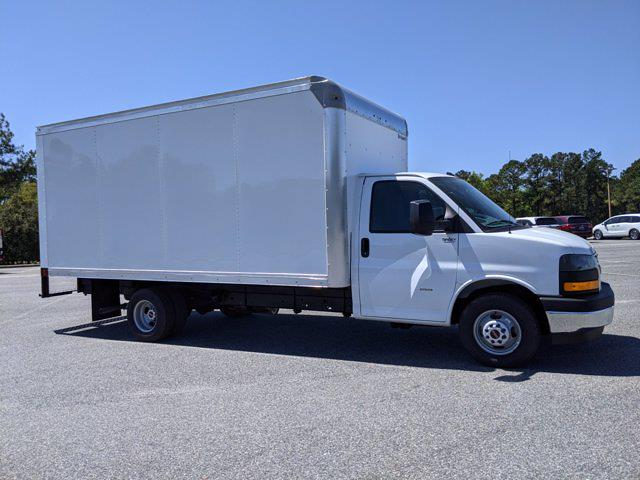 2021 GMC Savana 3500 DRW 4x2, Rockport Cutaway Van #G10447 - photo 3