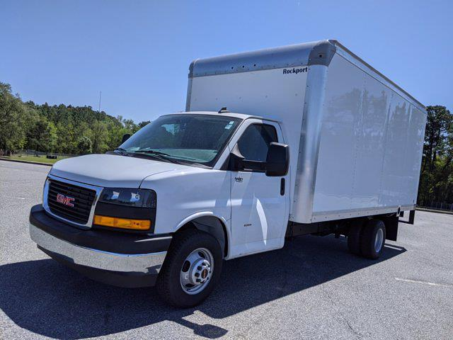 2021 GMC Savana 3500 DRW 4x2, Rockport Cutaway Van #G10447 - photo 8