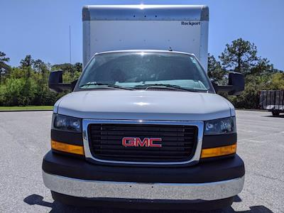 2021 GMC Savana 3500 DRW 4x2, Rockport Cutaway Van #G10447 - photo 9