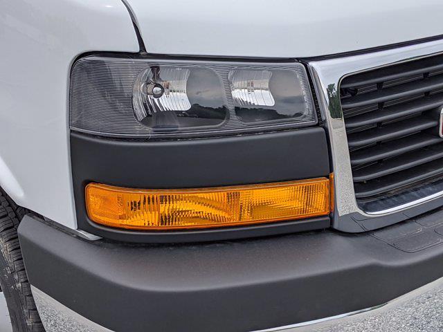 2021 GMC Savana 3500 4x2, Rockport Cargoport Cutaway Van #G10449 - photo 10
