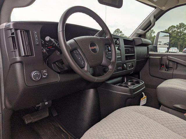 2021 GMC Savana 3500 4x2, Rockport Cargoport Cutaway Van #G10449 - photo 16