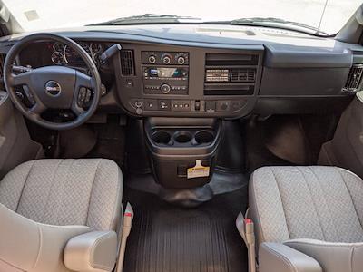 2021 GMC Savana 3500 4x2, Rockport Cargoport Cutaway Van #G10451 - photo 15