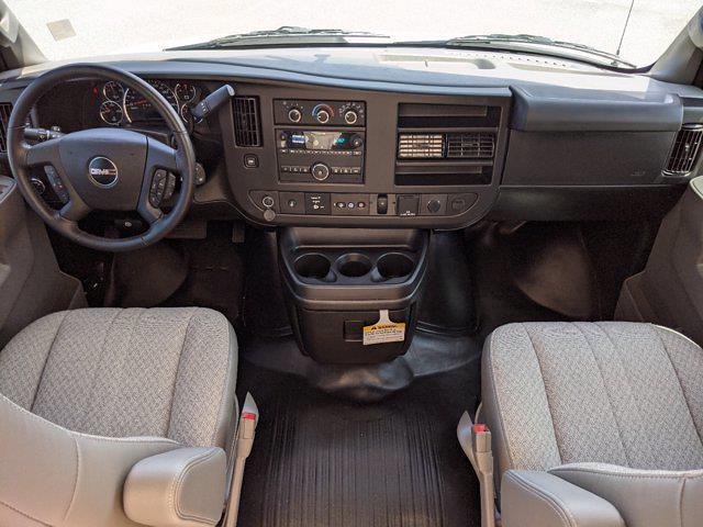 2021 GMC Savana 3500 DRW 4x2, Rockport Cargoport Cutaway Van #G10527 - photo 15