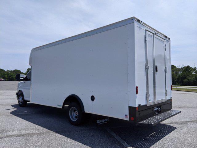 2021 GMC Savana 3500 DRW 4x2, Rockport Cargoport Cutaway Van #G10527 - photo 6