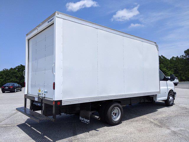 2021 GMC Savana 3500 DRW 4x2, Rockport Cutaway Van #G10547 - photo 1