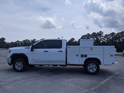 2021 GMC Sierra 2500 Double Cab 4x2, Reading SL Service Body #G10579 - photo 7