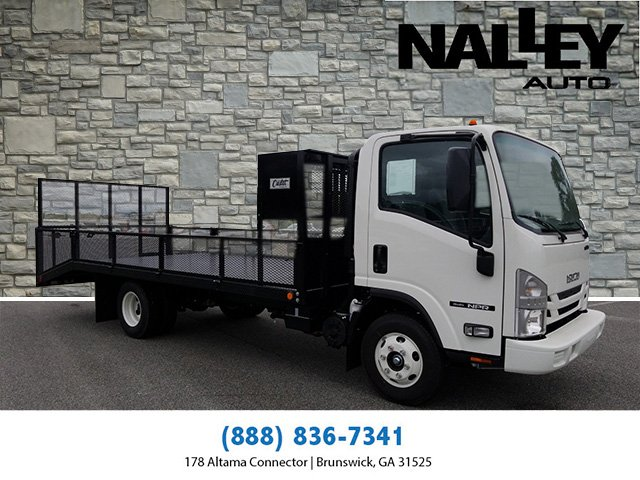 2018 NPR Regular Cab,  Cadet Grassmaster Dovetail Landscape #Z00223 - photo 1