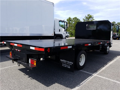 2018 NPR Regular Cab,  Platform Body #Z00226 - photo 2