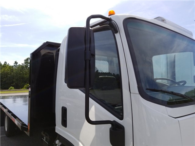 2018 NPR Regular Cab,  Platform Body #Z00226 - photo 8