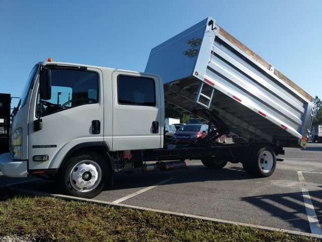 2018 NPR-HD Crew Cab,  Landscape Dump #Z00246 - photo 5