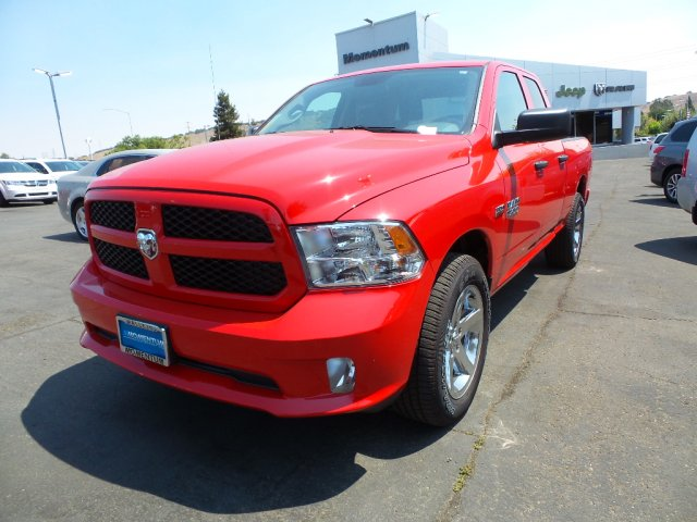 2017 Ram 1500 Quad Cab 4x4 Pickup #D170267 - photo 1