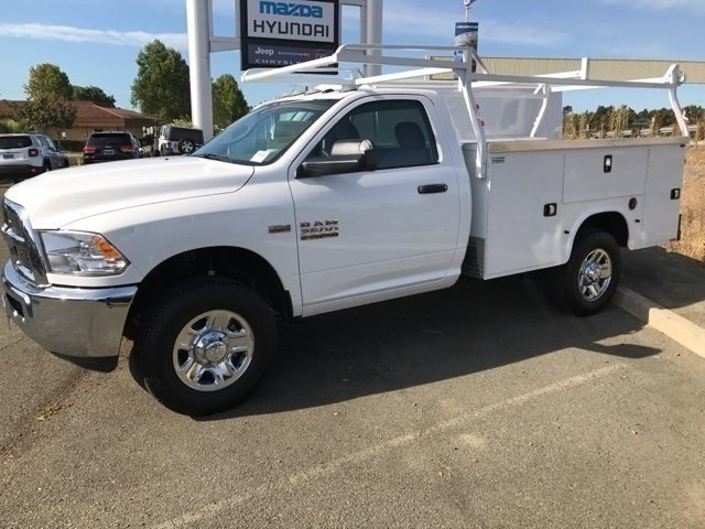 2017 Ram 3500 Regular Cab, Knapheide Service Body #R170176 - photo 2