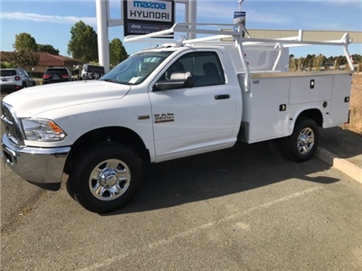 2017 Ram 3500 Regular Cab, Knapheide Standard Service Body Service Body #R170176 - photo 2