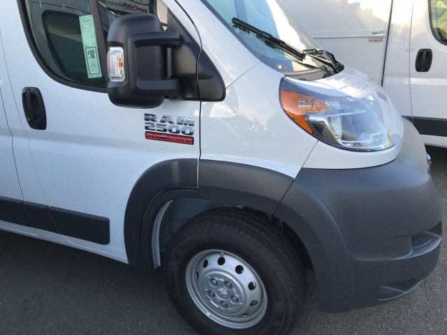 2018 ProMaster 2500 High Roof, Cargo Van #R180083 - photo 2