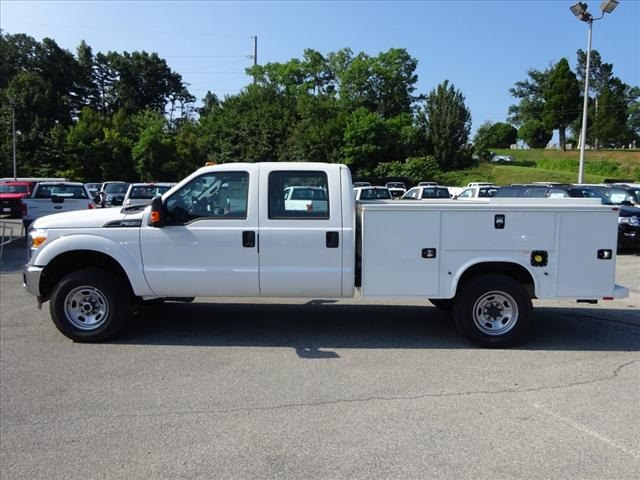 2016 F-350 Crew Cab 4x4, Service Body #C-SF27146 - photo 9