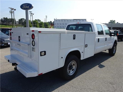 2016 F-350 Crew Cab 4x4, Service Body #C-SF27146 - photo 2