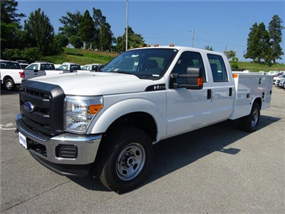 2016 F-350 Crew Cab 4x4, Service Body #C-SF27146 - photo 8