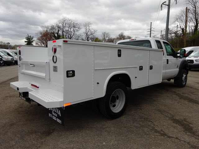 2016 F-550 Super Cab DRW 4x4, Service Body #C-SF27165 - photo 2