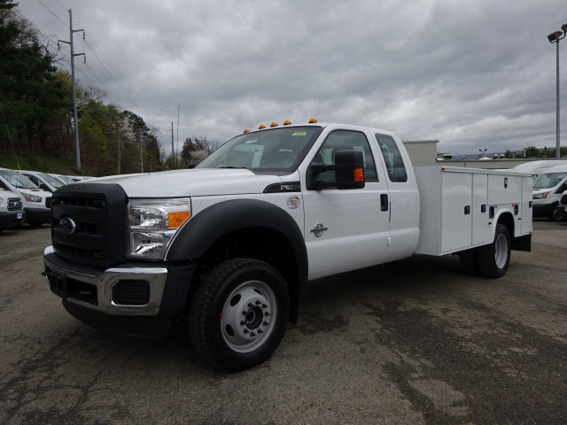 2016 F-550 Super Cab DRW 4x4, Service Body #C-SF27165 - photo 6
