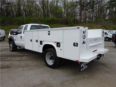 2016 F-550 Super Cab DRW 4x4, Service Body #C-SF27165 - photo 4