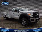 2016 F-550 Super Cab DRW 4x4, Service Body #C-SF27165 - photo 1
