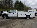 2016 F-550 Super Cab DRW 4x4, Service Body #C-SF27165 - photo 5