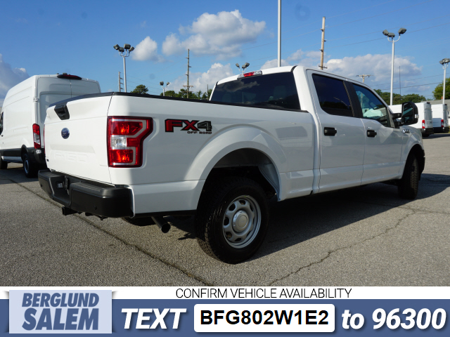 2019 F-150 SuperCrew Cab 4x4, Pickup #G802W1E2 - photo 1